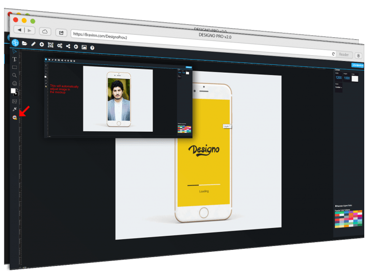 Auto Image Embedding in Mockups 2 768x568 1